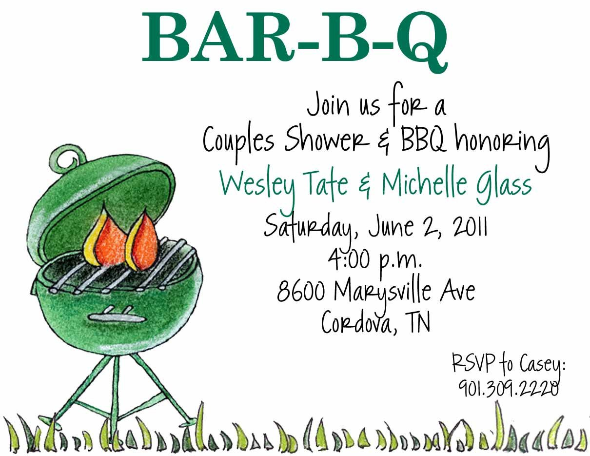 Couples Shower Invitation Templates Free