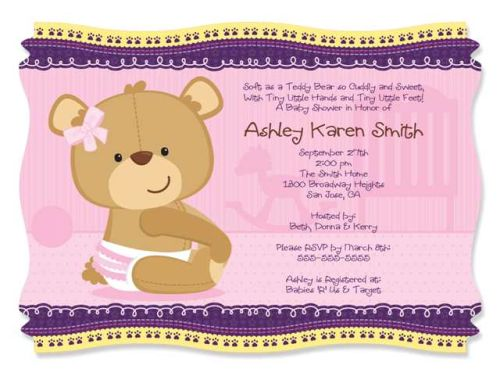 Creative Baby Shower Invitation Wording Ideas