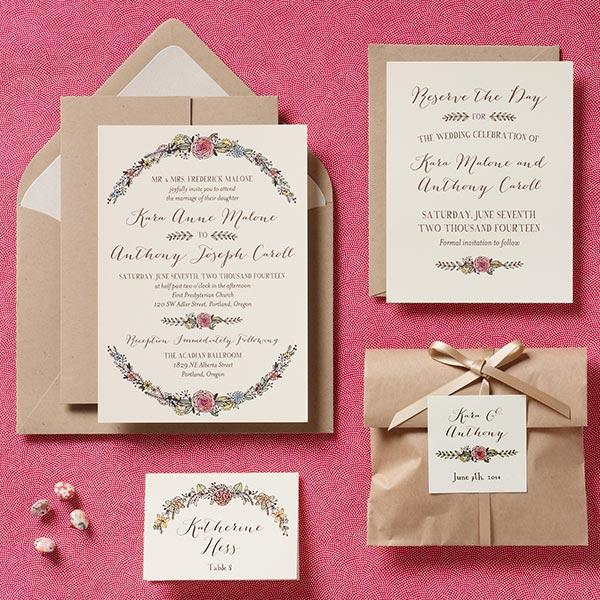 Creative Homemade Invitations