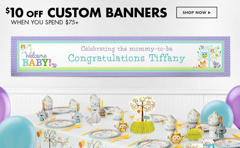 Custom Invitations Party City