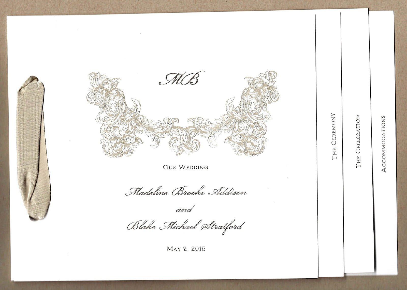 Custom Wedding Invitations Online