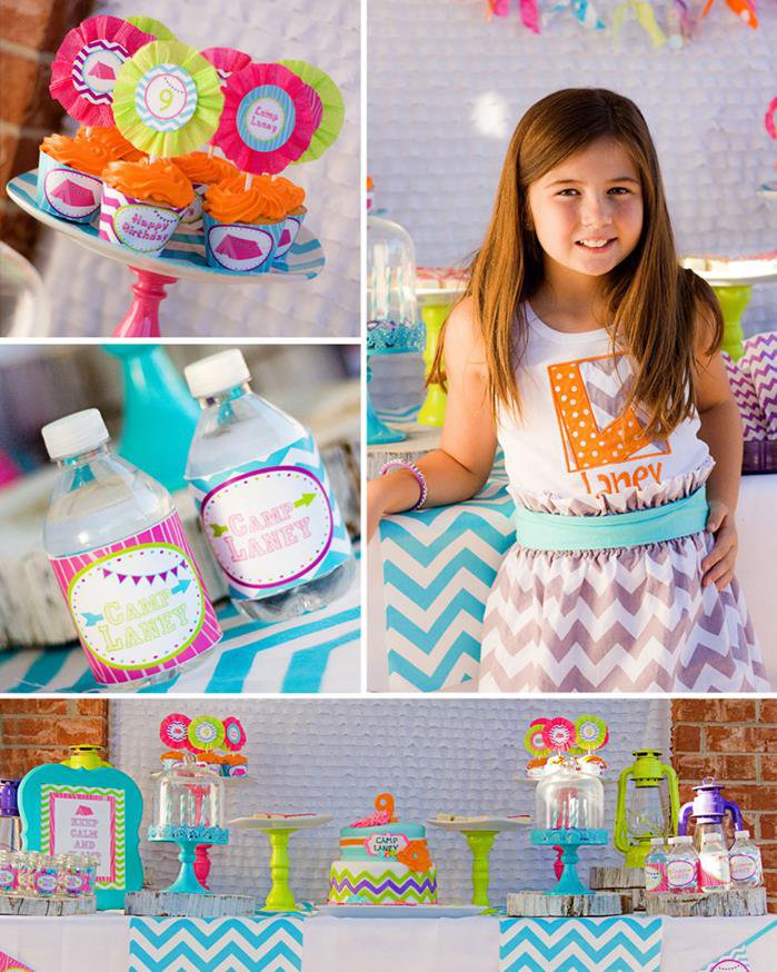 Cute Invitation Ideas For Tweens