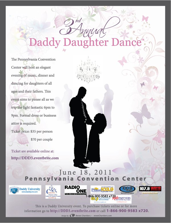 Daddy Daughter Dance Invitation Wording