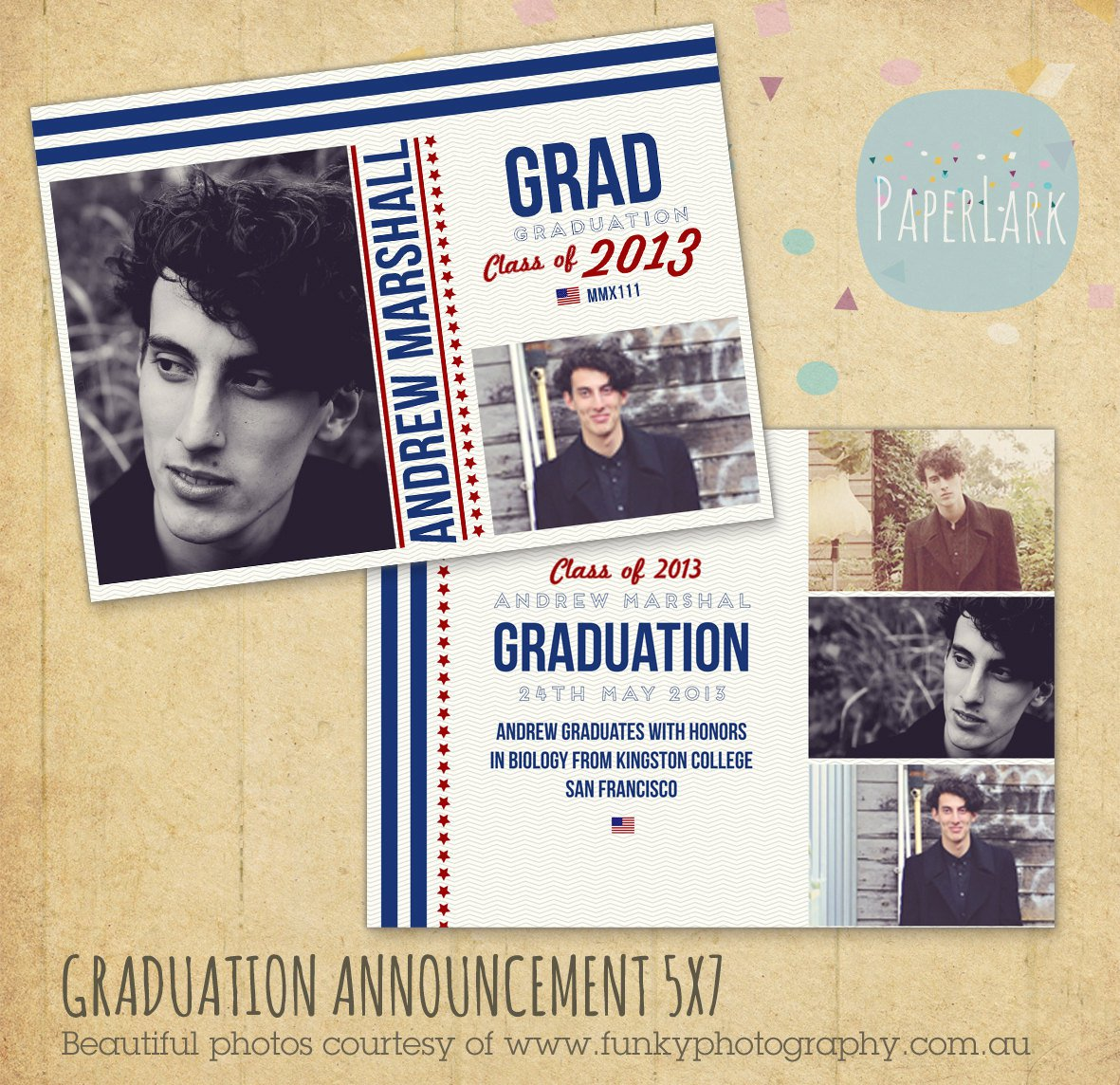 make graduation announcements free