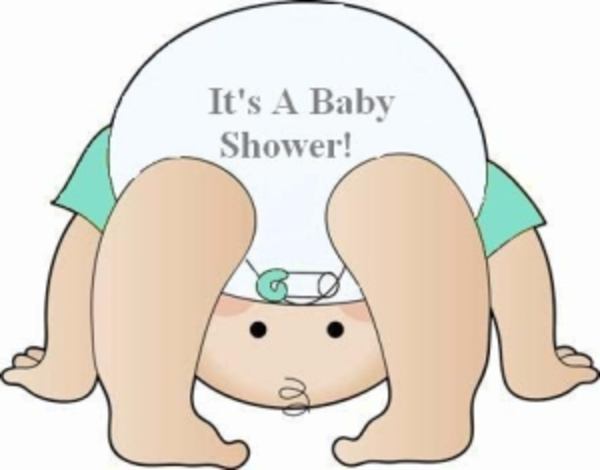 Diaper Shower Invitations