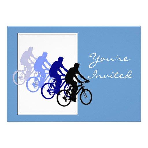 Dirt Bike Birthday Invitations
