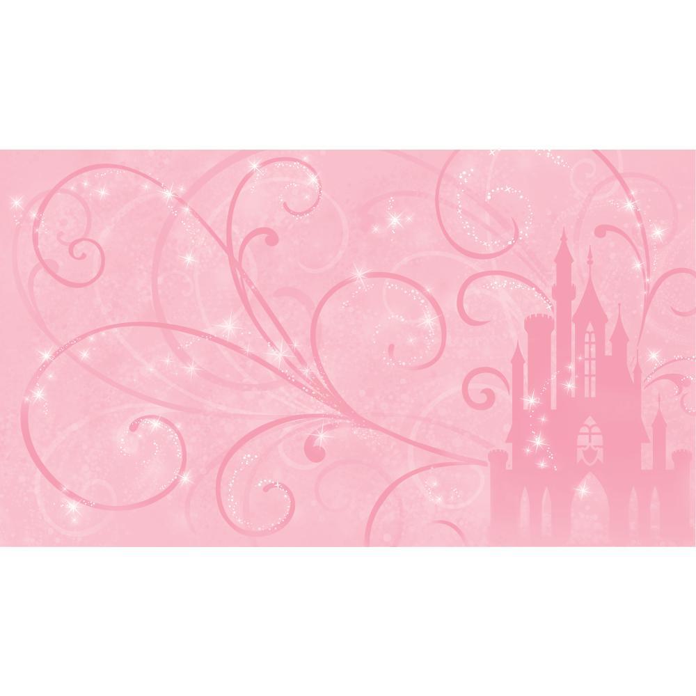 Disney Princess Scroll Invitations