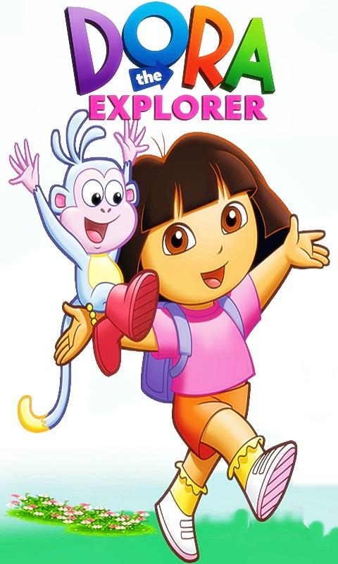 Dora The Explorer 23 Maps