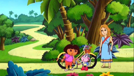 Dora The Explorer Episode 23