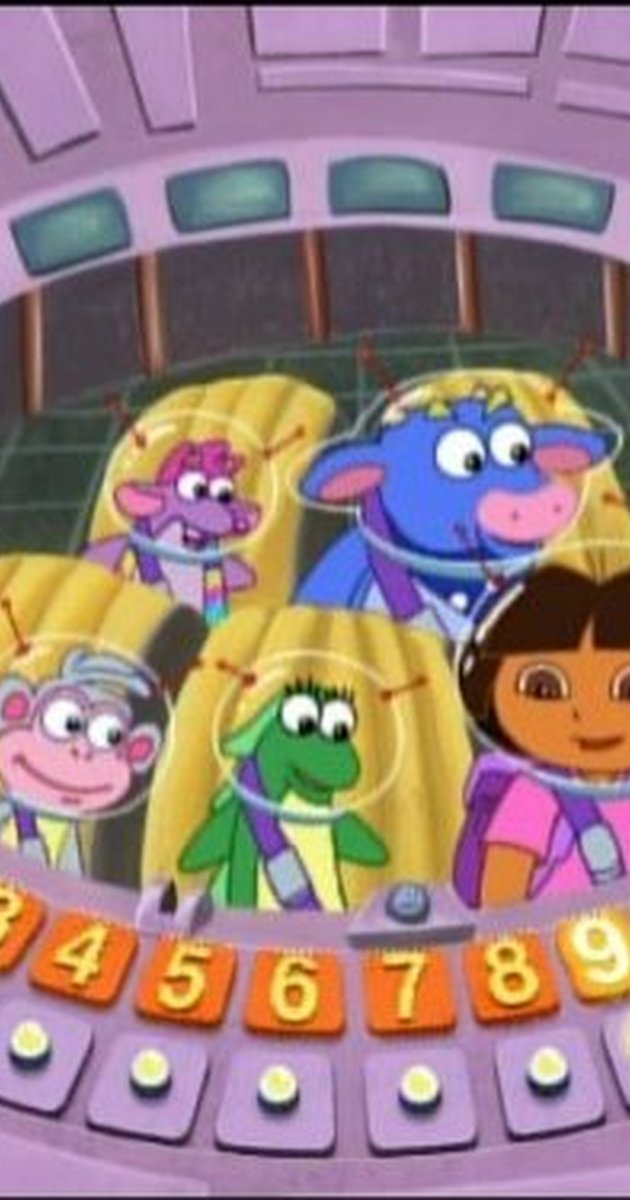 Dora The Explorer Santa Full Episode