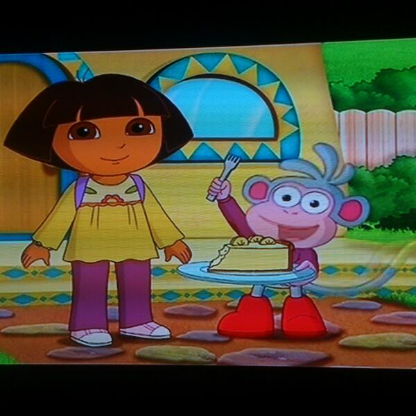 Dora The Explorer Thanksgiving