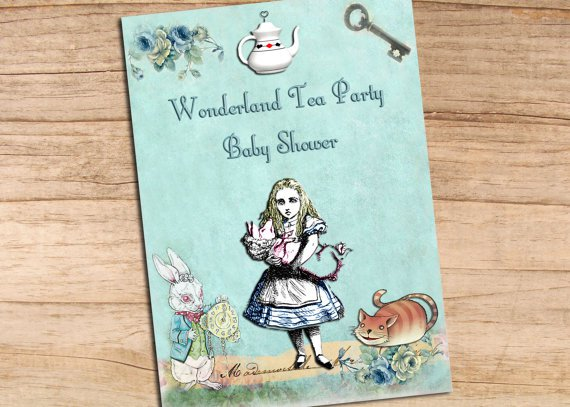 Double Baby Shower Invitation Templates