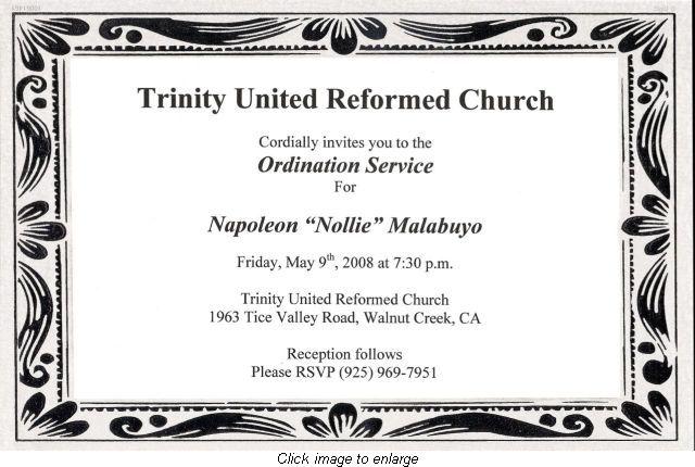 Easter Invitation Wording Religious
