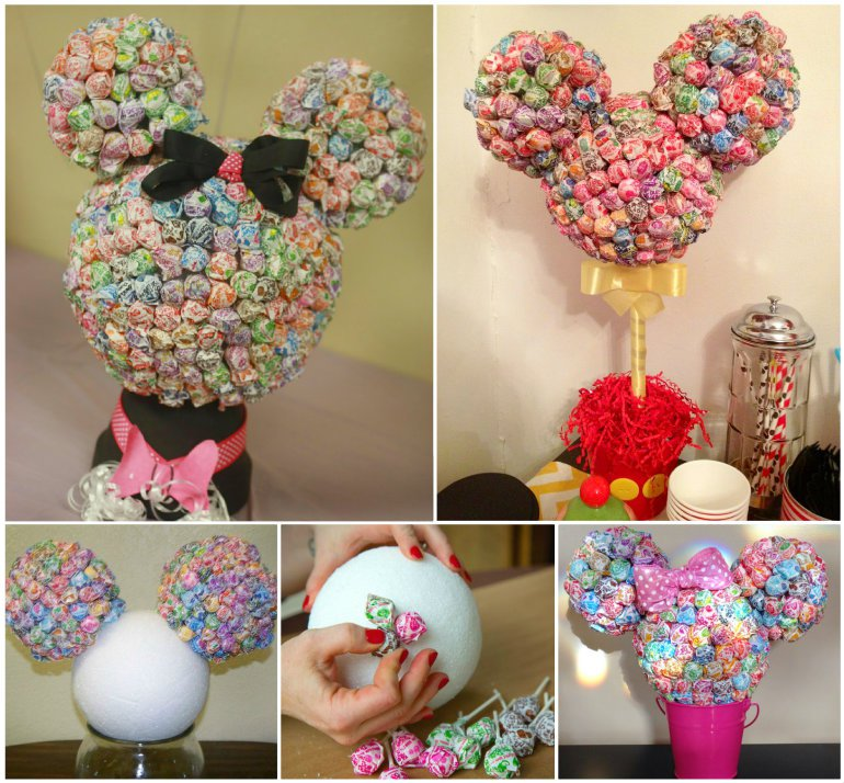 Easy Minnie Mouse Party Ideas