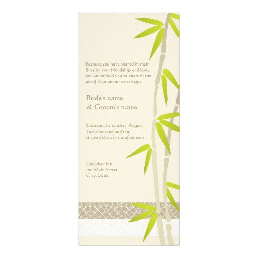 Eco Friendly Wedding Invitations Uk