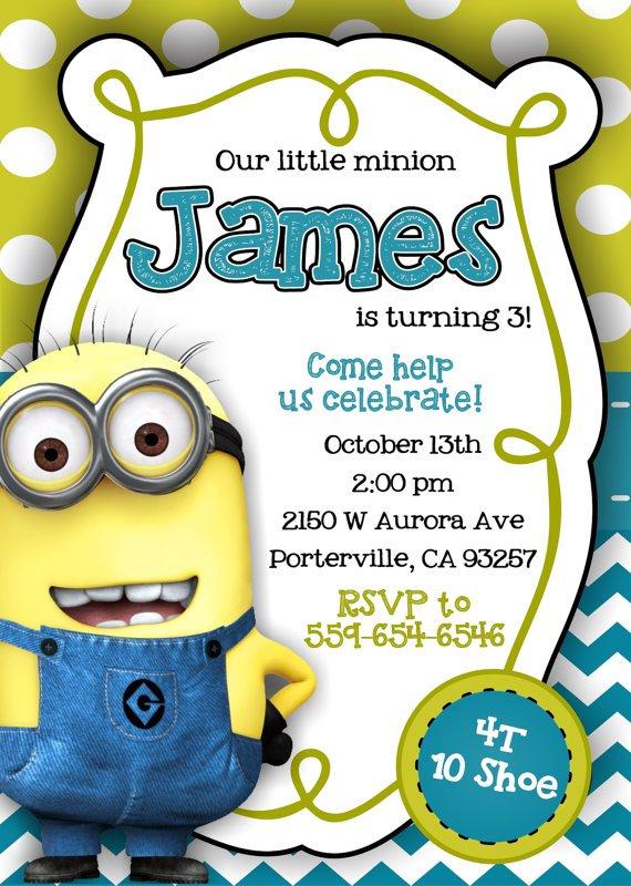 Editable And Printable Birthday Invitations