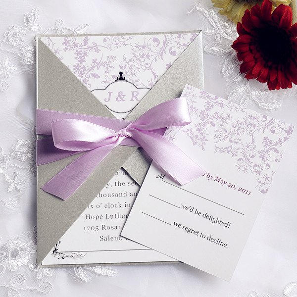Elegant Bridal Invitations Reviews