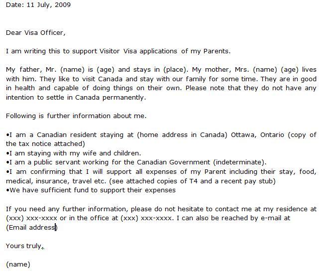 Event Invitation Letter For Visa
