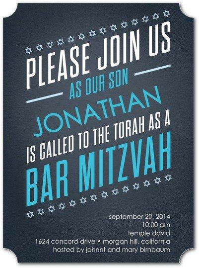 Expensive Bat Mitzvah Invitations