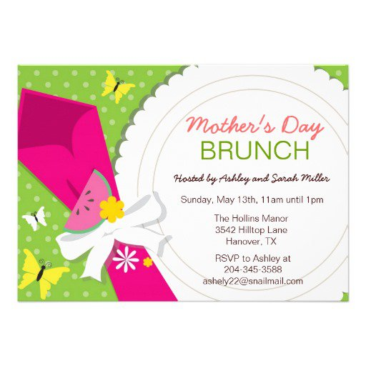Fall Luncheon Invitation Wording