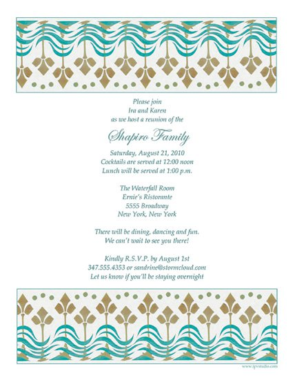 Family reunion invitation letter templates family reunion invitation letter samples 428 x 554 stopboris