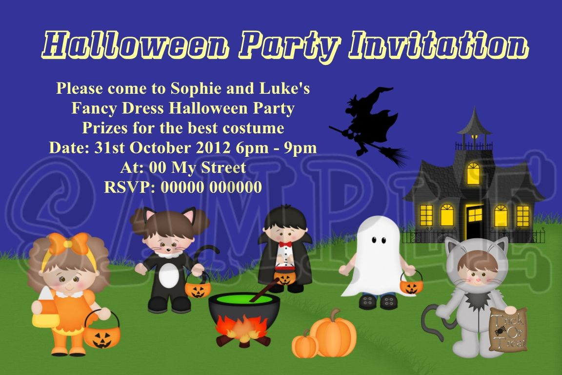 fancy dress invitation wording : Cogimbo.us