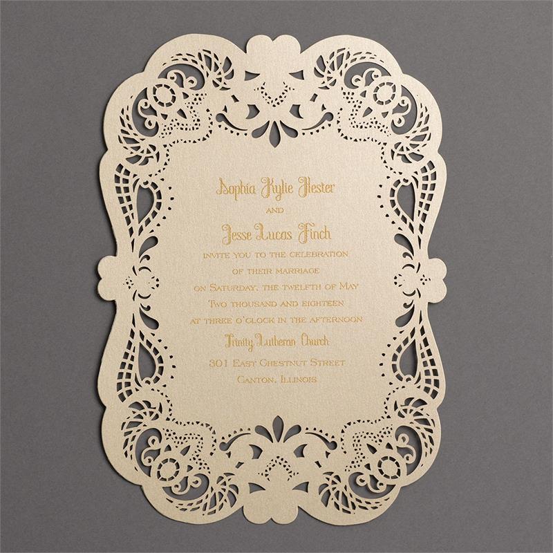 Fancy That Wedding Invitations