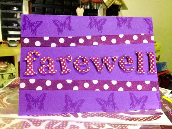 farewell invitation cards free download