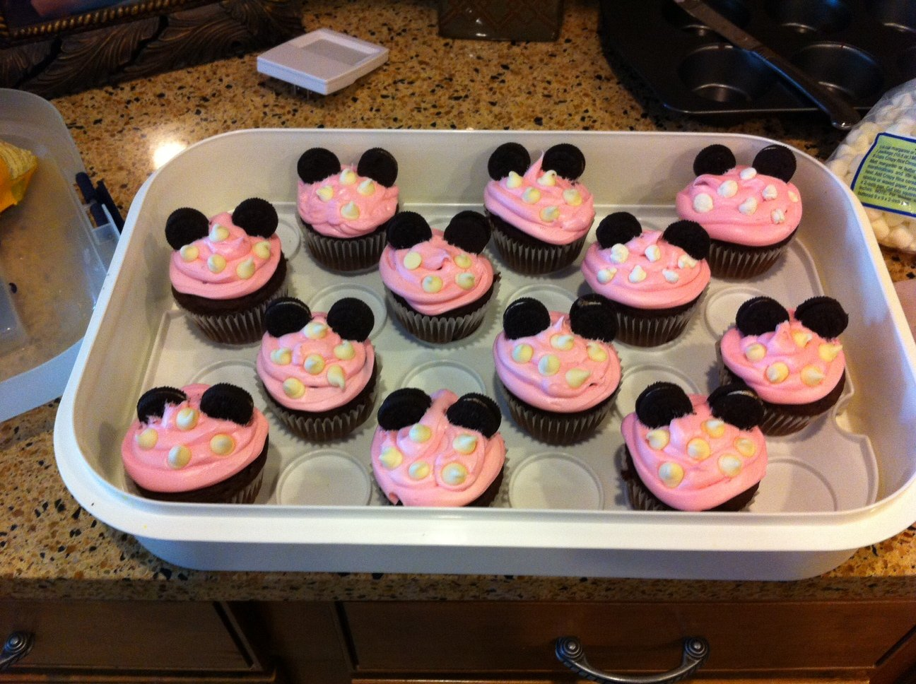 First Minnie Mouse Party Ideas