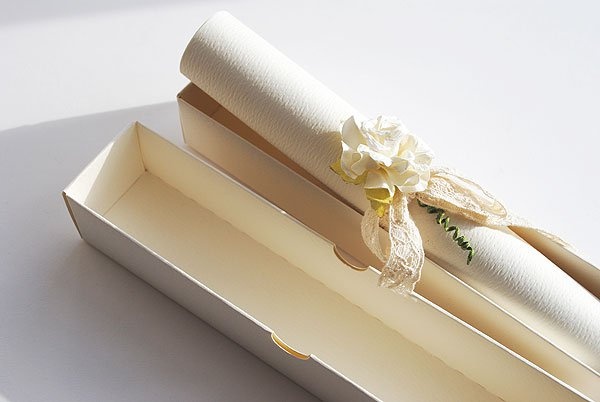 Flat Boxes For Wedding Invitations