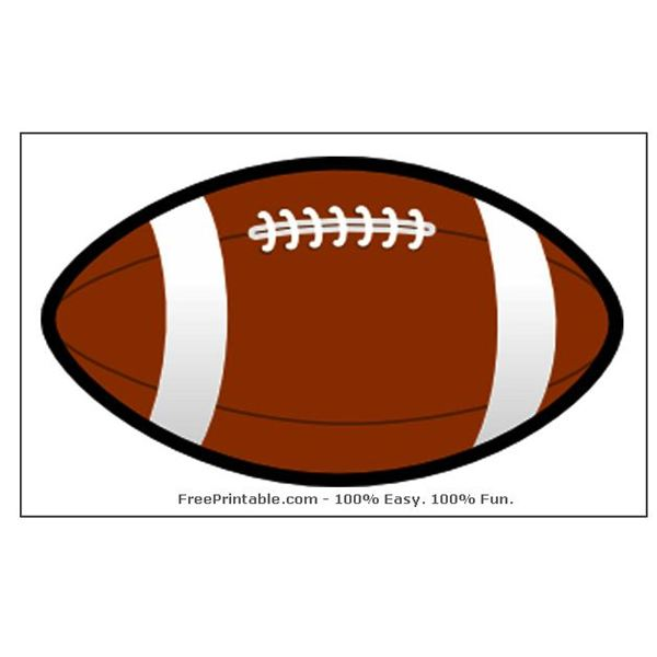 Football Invitation Templates Free