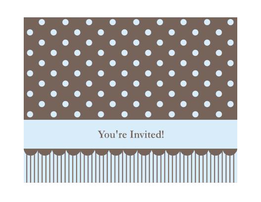 Formal Generic Invitations