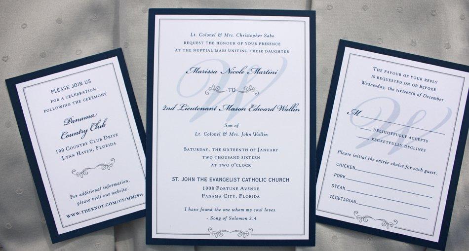 Formal Invitation Fonts