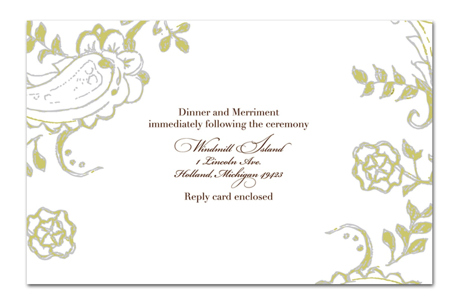 formal invite templates