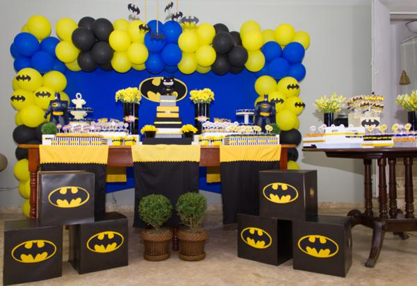 Free Batman Birthday Party Invitations