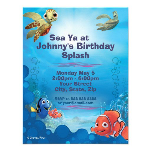 Free Disney Baby Shower Invitation Templates