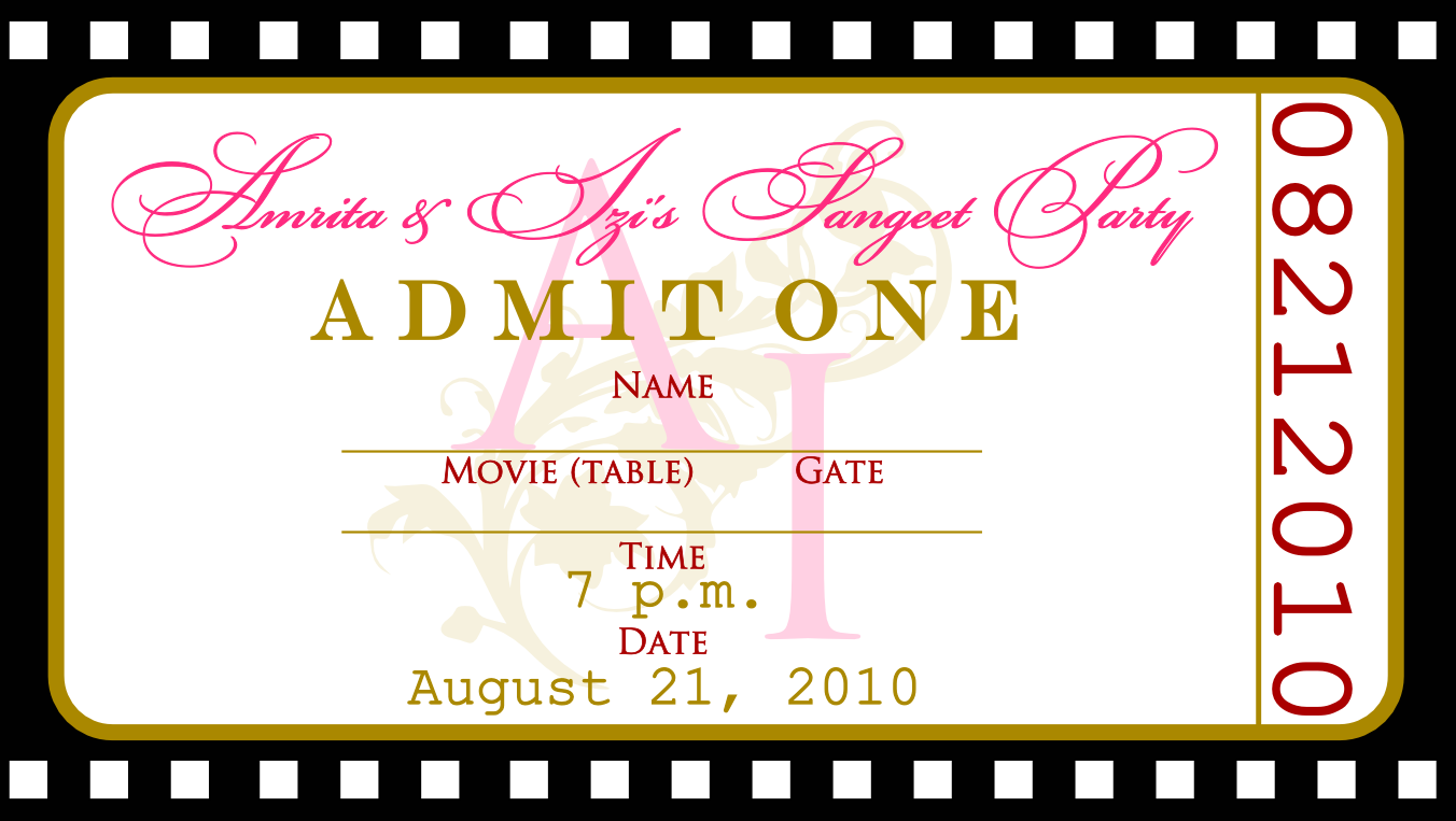 Free Printable Wedding Invitations Templates Downloads Uk Visa – Ticket Design Online Free