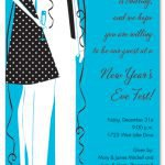 Free Online New Years Eve Invitations