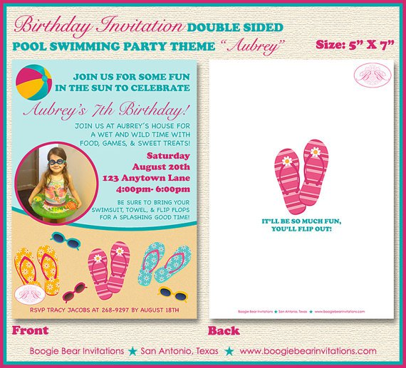 Free Paperless Birthday Invitations