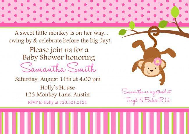 Free Printable Baby Invitations Boy