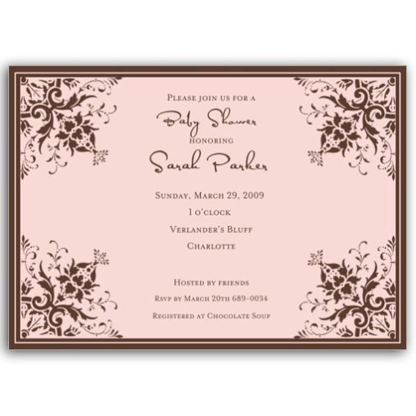 Free Printable Borders For Invitations