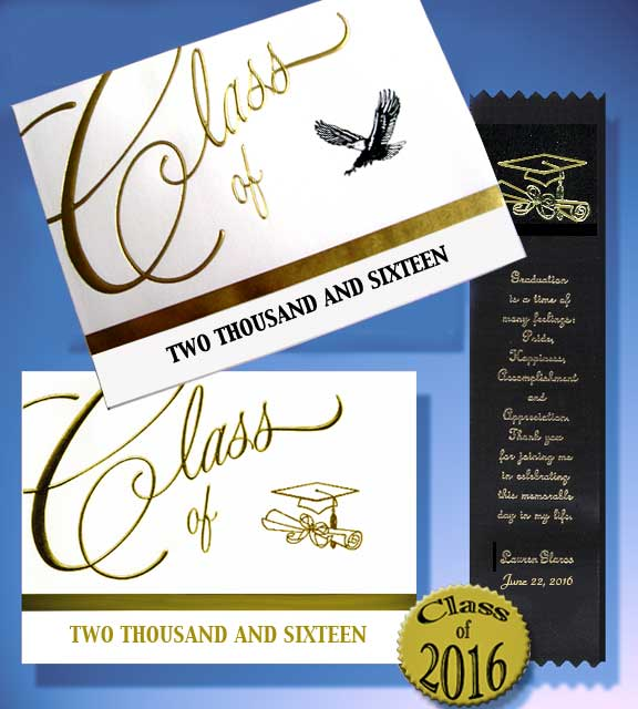 Free Printable High School Graduation Announcements 2015