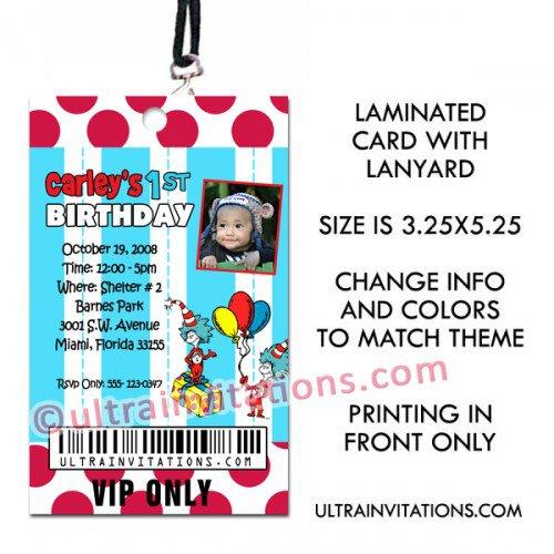 Free Printable Vip Pass Party Invitations