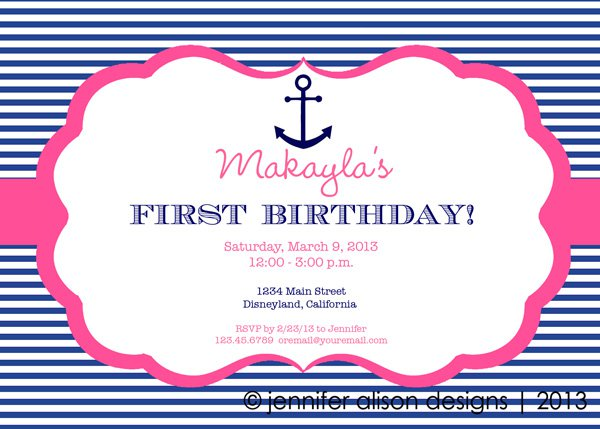 Free Printable Wedding Invitations Downloads Anchors