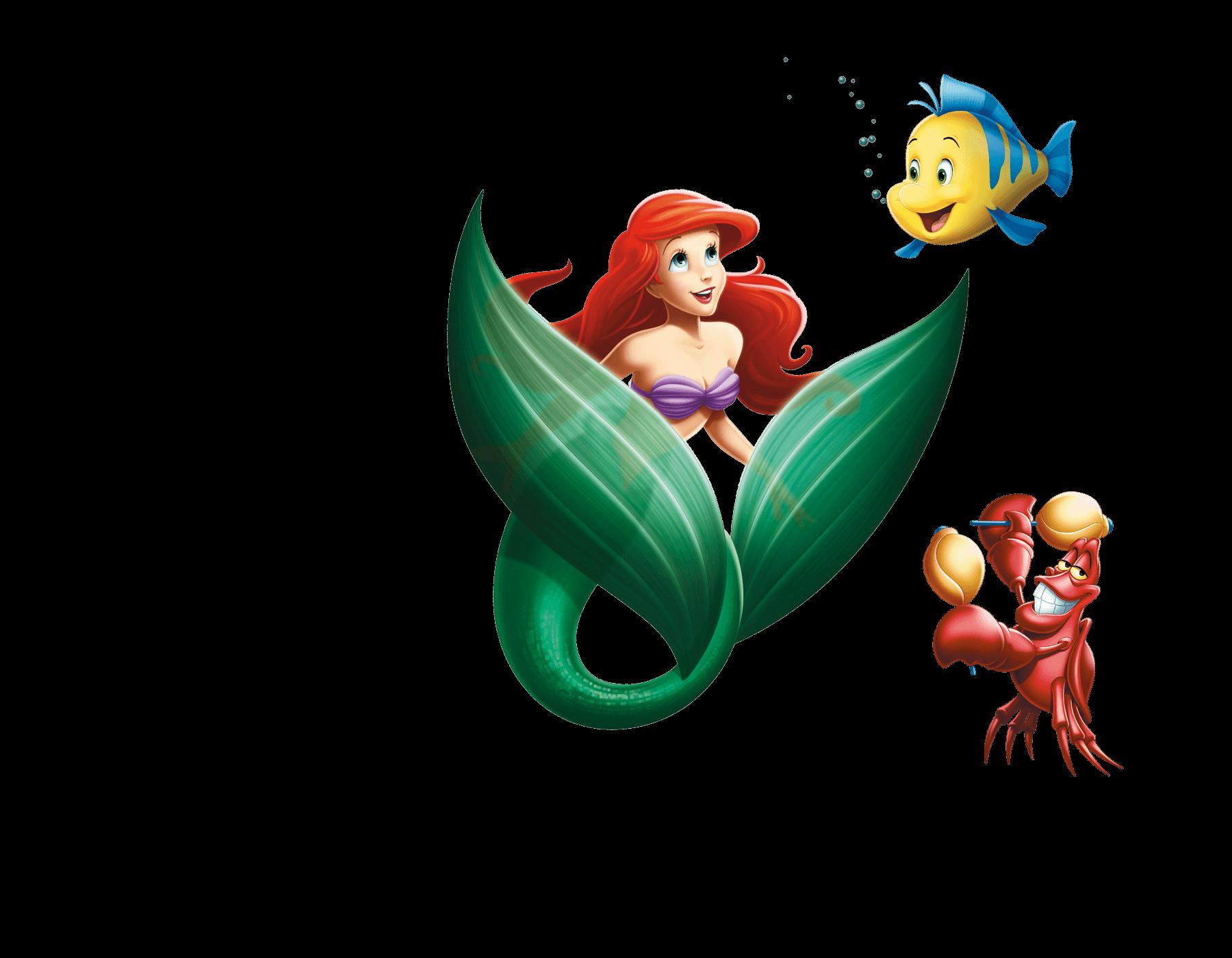 Free The Little Mermaid