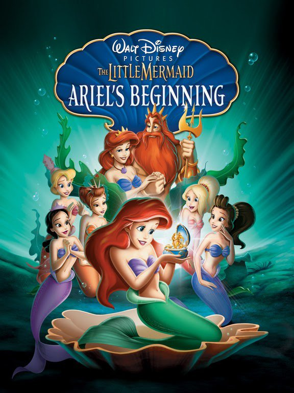 Free The Little Mermaid 2 Movie Online
