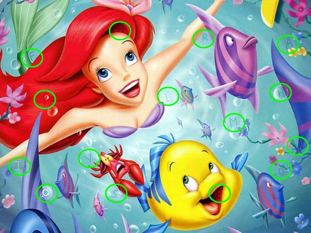 Free The Little Mermaid Games