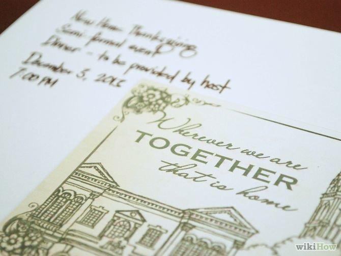 Friends Get Together Invitation Sample