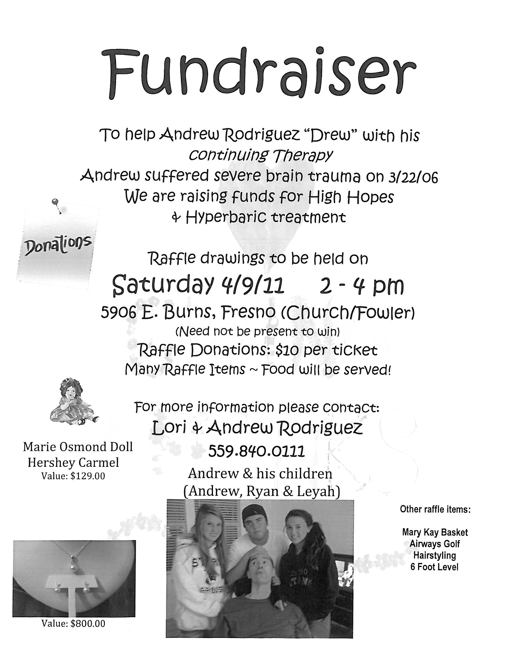 Fundraiser Invitations