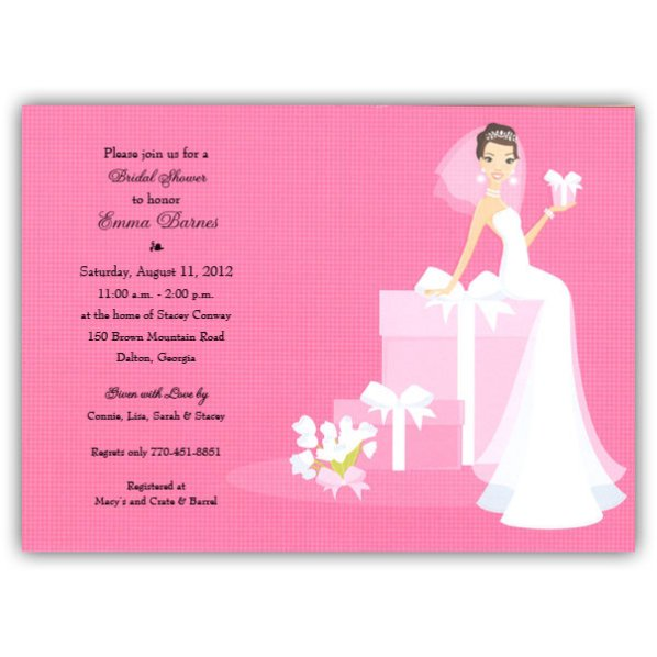 Funny Bridal Shower Invitations